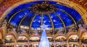 Galeries Lafayette Parisian Shopping
