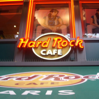 Hard-rock Cafe Paris