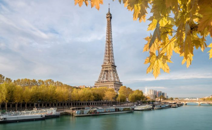 PARIS AND SEINE Cruise